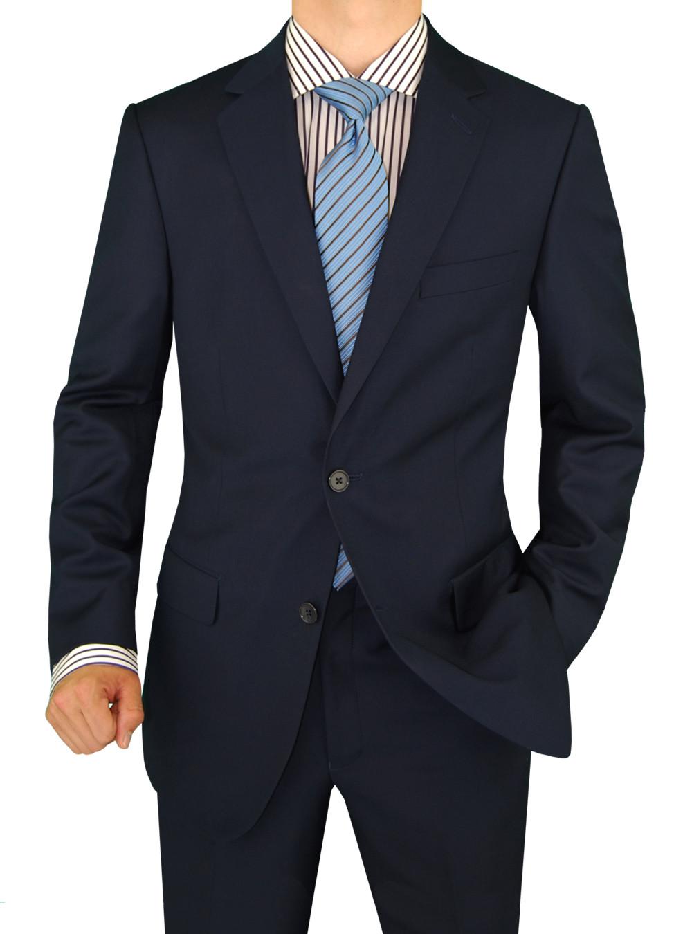 The New Blue Suit  Suits  Mens Wearhouse