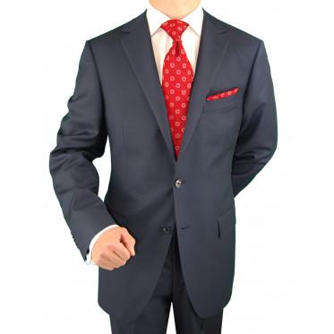 Mens 2 Button Suit Nano Luxury Technolog - Image1