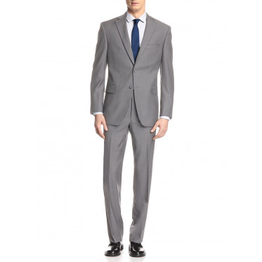 Mens Presidential Two Button Suit Modern - Image1