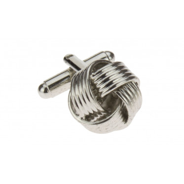 Mens Darya Trading Timeless Knot Cufflin - Image1