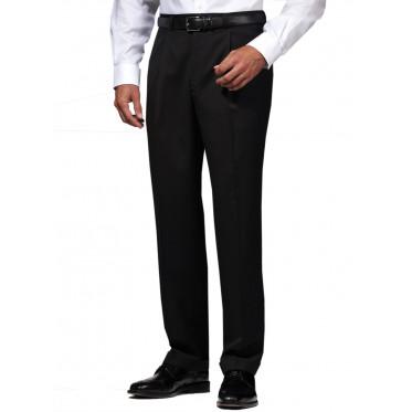 Mens Darya Trading Suit Dress Pants Sepa - Image1