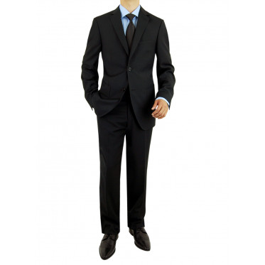 Mens Salvatore Exte 2 Button Modern Fit  - Image1