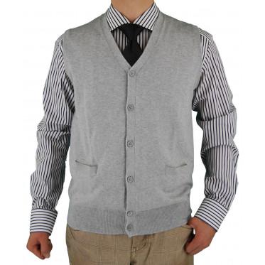 Mens Luciano Natazzi Classic Fit Cotton  - Image1