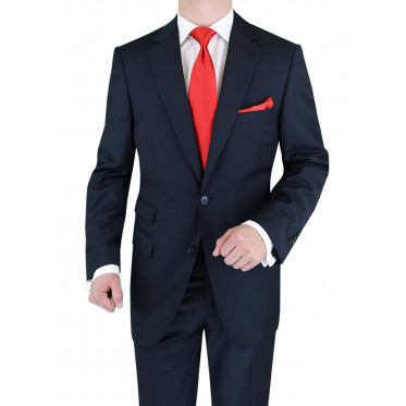 Mens Luciano Natazzi 180s Wool Cashmere  - Image1