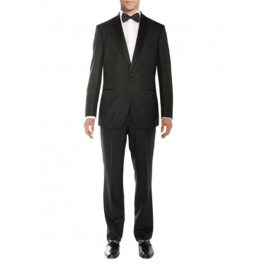 Mens Salvatore Exte One Button Tuxedo Su - Image1