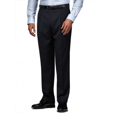 Mens Darya Trading Suit Dress Pants Sepa - Image1