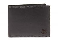 Mens Luciano Natazzi Leather RFID Blocki - Image1