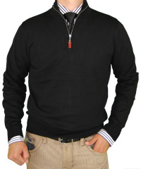 Mens Luciano Natazzi Classic Fit Quarter - Image1