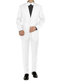 Mens Giorgio Napoli Tuxedo Suit Two Butt - Image1