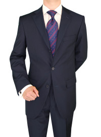 Mens Giorgio Napoli Suit Three Button Ja - Image1