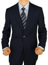 Mens Giorgio Napoli Presidential 2 Butto - Image1