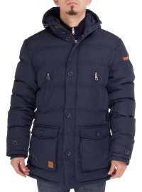 Mens Luciano Natazzi Down Jacket Thermal - Image1