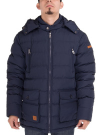 Mens Luciano Natazzi Thermal Padded Down - Image1