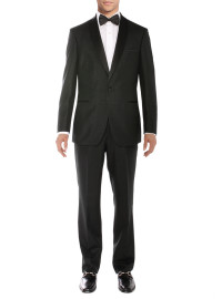 Mens Salvatore Exte One Button Tuxedo Su - Image1