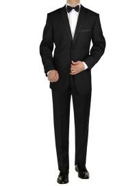 Mens Giorgio Napoli Tuxedo Suit 2 Button - Image1