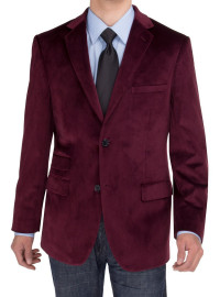 Mens Salvatore Exte Two Button Blazer Mo - Image1