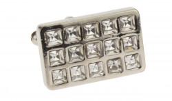 Mens Darya Trading Modern Multi Crystal  - Image1