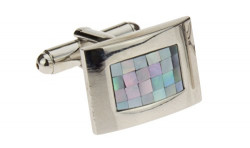 Mens Darya Trading Mother Of Pearl Mosai - Image1