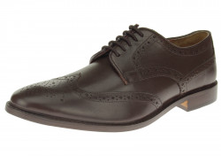 Mens Luciano Natazzi Full Leather Wingti - Image1