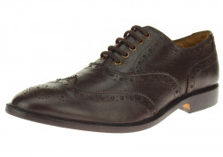Mens Luciano Natazzi Full Leather Modern - Image1