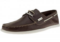 Mens Luciano Natazzi Leather Yacht Club  - Image1