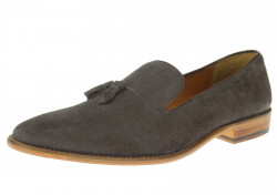 Mens Luciano Natazzi Slip-On Full Leathe - Image1