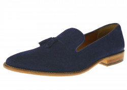 Mens Luciano Natazzi All Leather Loafer  - Image1