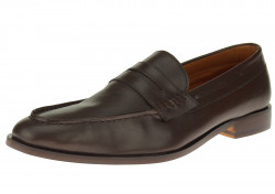 Mens Luciano Natazzi Penny Loafer Dress  - Image1