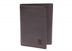 Mens Luciano Natazzi Nappa Leather RFID  - Image1