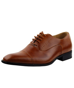 Mens Darya Trading Oxford Shoes Milano F - Image1