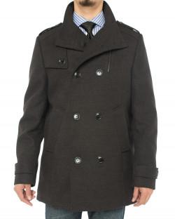 Mens Luciano Natazzi Stylish Top Coat Cl - Image1