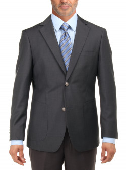 Mens Salvatore Exte 2 Button Suit Separa - Image1