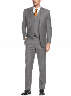 Mens Salvatore Exte Suit 3-piece Two But - Image1