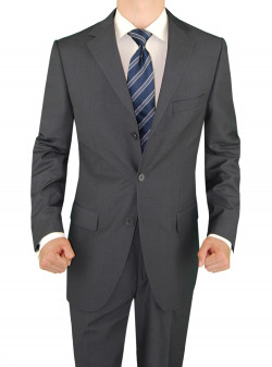 Mens Salvatore Exte Three Button 2 Piece - Image1