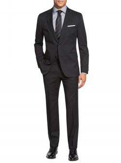 Mens Salvatore Exte Suit Two Button Side - Image1