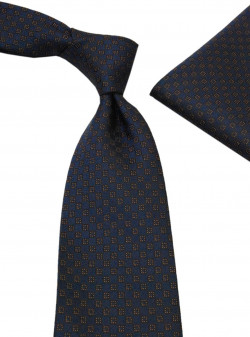 Mens Darya Trading 100% Woven Neck Tie P - Image1
