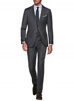 Mens Luciano Natazzi Modern Fit Suit 2 B - Image1