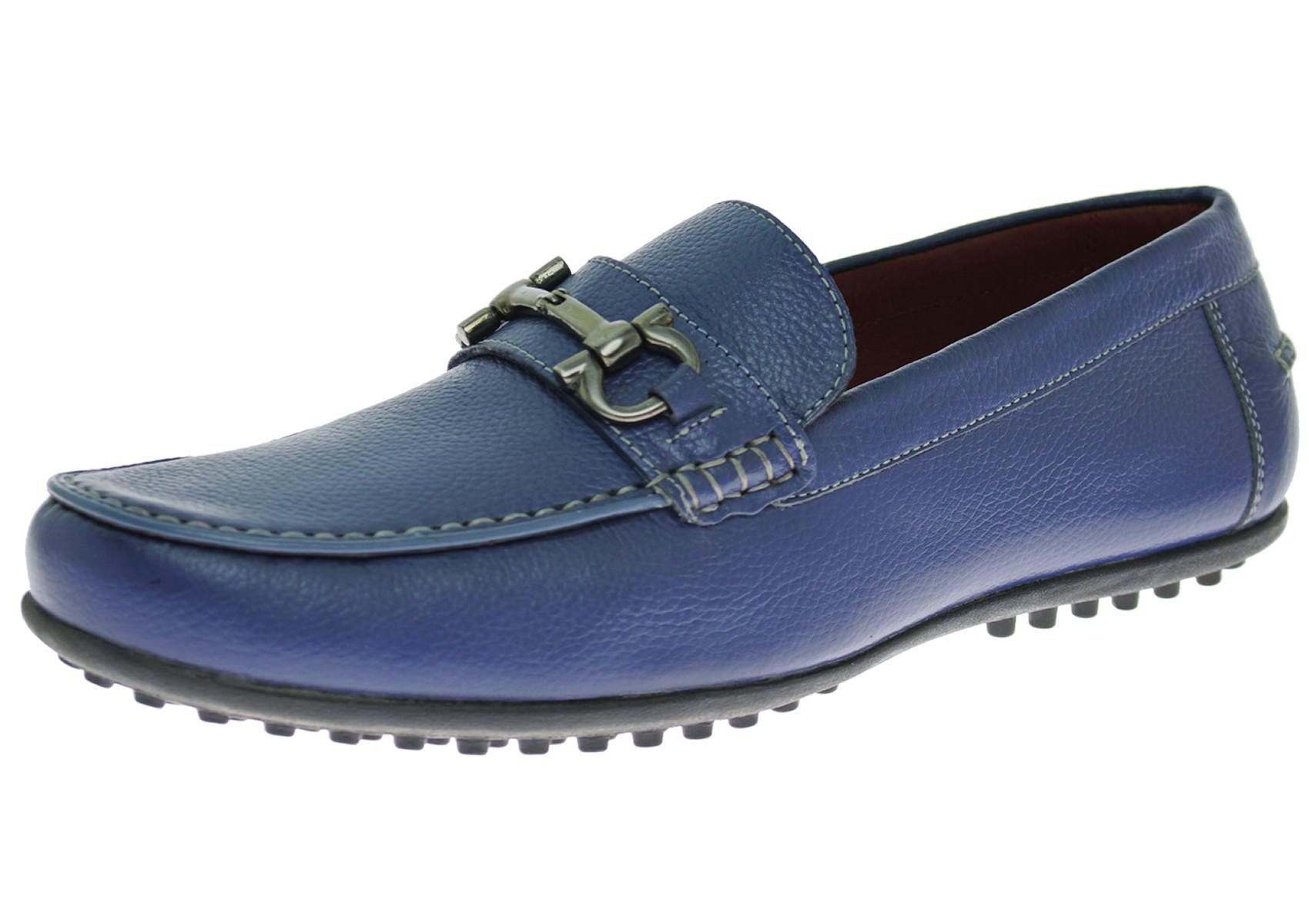 Mens Luciano Natazzi Leather Shoe Kenzo - Image1