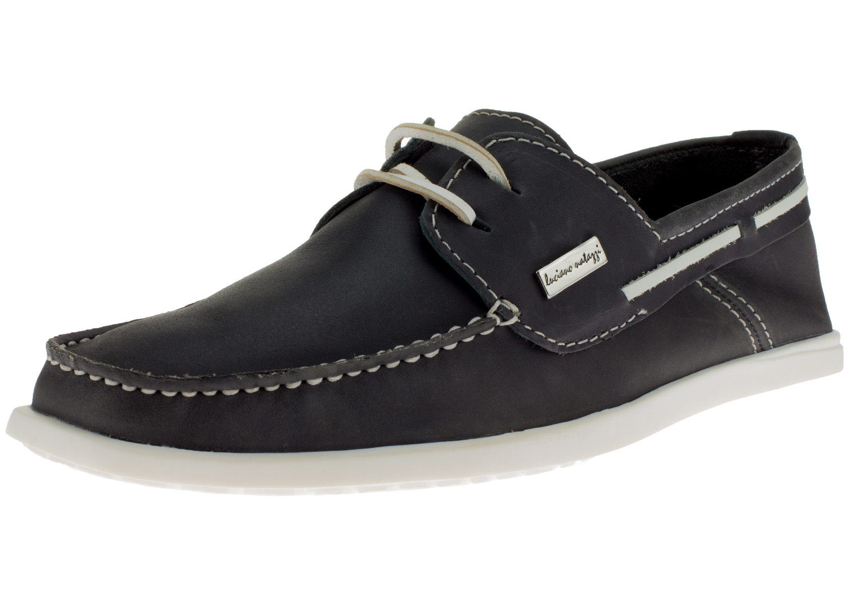 Slip On Shoe With Suit