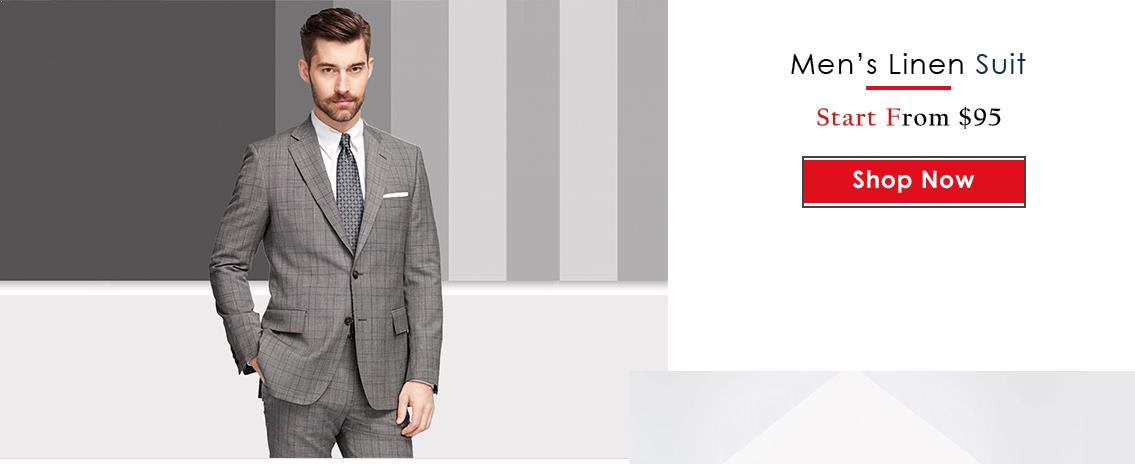 Fashion Suits Outlet Mens Suit