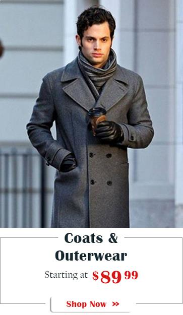 Fashion Suits Outlet Mens Coats and Outerwear