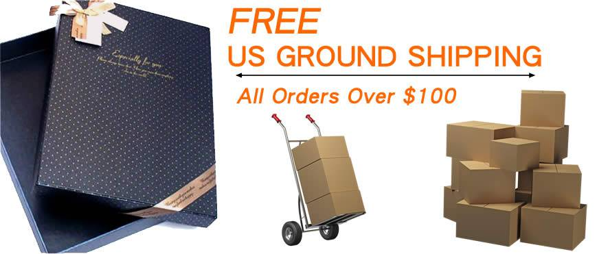 Free US Ground Shipping