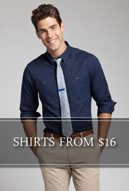 Fashion Suits Outlet Mens Dress Shirts