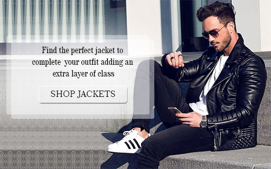 Fashion Suits Outlet Mens Jackets