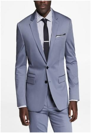 Men's Trim Fit Suits